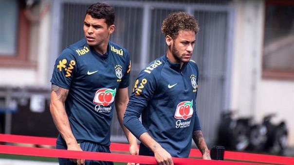 Neymar metió un golazo y Brasil muestra su poderío ante Austria