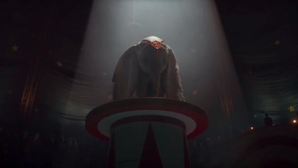 Primer tráiler del remake de Dumbo, de Tim Buron