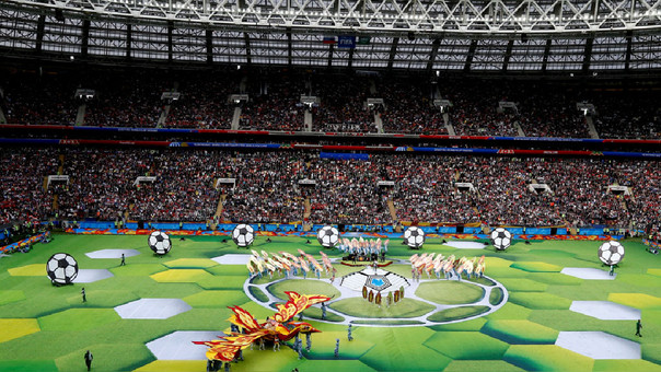 Estadio Luzhniki albergará el partido inaugural de Rusia 2018.