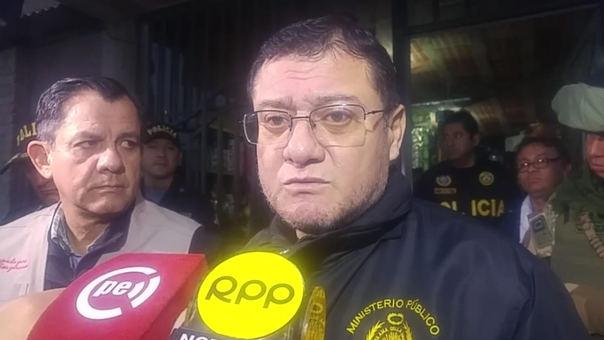 Jorge Chávez Cotrina
