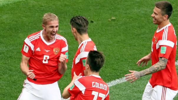El Mundial Rusia 2018 arrancó este jueves a las 10:00 am.