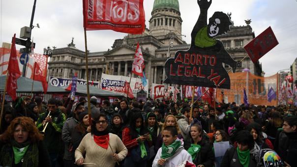 ARGENTINA-ABORTION-BILL-DEMONSTRATION