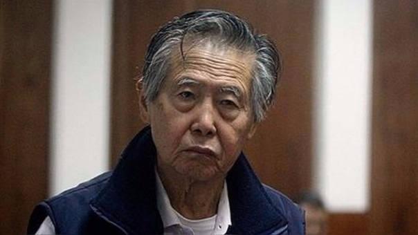 Alberto Fujimori fue oficialmente indultado el 24 de diciembre de 2017