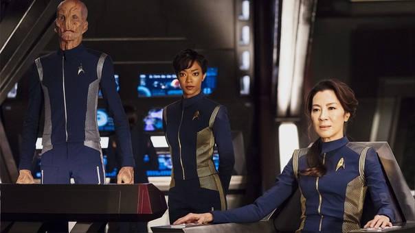 Discovery' vuelve a cambiar de showrunner — Star Trek