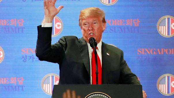 Trump anuncia aranceles a productos de China por 50,000 millones de dólares.