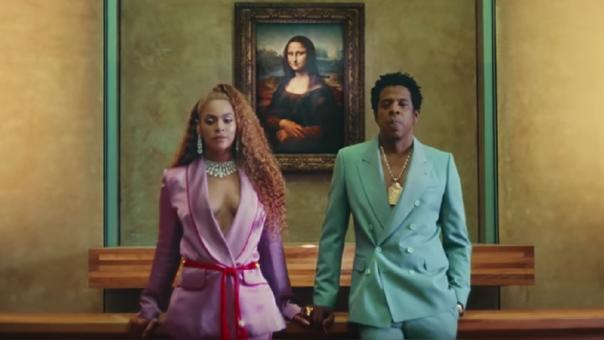 Beyoncé y Jay-Z anunciaron el lanzamiento de su primer disco juntos,