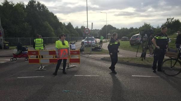 Un muerto y tres heridos deja atropello múltiple en Holanda