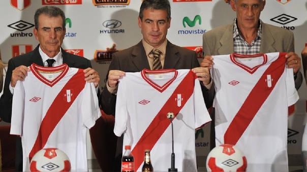 Pablo Bengoechea fue el entrenador elegido para reemplazar a Sergio Markarián tras terminar las Eliminatorias Brasil 2014.