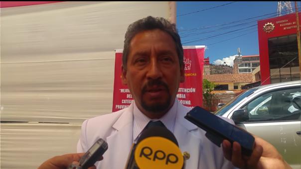 Javier Cuno Vera Diresa Cusco