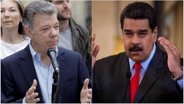 Maduro - Santos