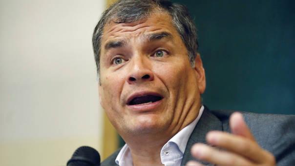 Ecuador Rafael Correa