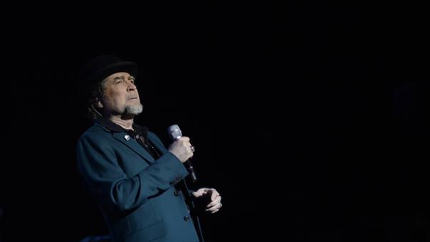 """Joaquín Sabina se queda 'mudo' y abandona concierto"""""""