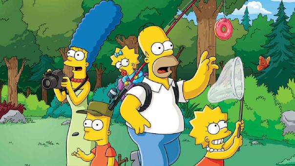 Según 'Los Simpson', estos equipos van a final en Rusia 2018