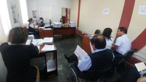 Juzgado Penal Unipersonal de José Leonardo Ortiz