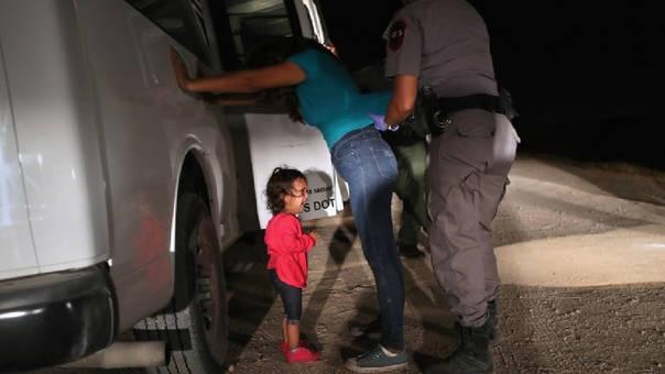 La separación familiar en la frontera se remonta a diez años atrás, pero sólo en el último mes y medio alcanzó este nivel desorbitante.