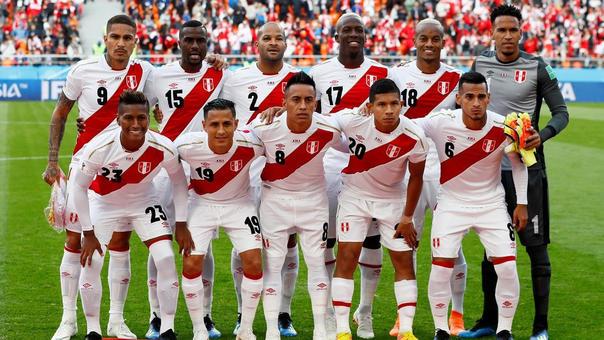 La Selección Peruana clasificó a un Mundial después de 36 años.