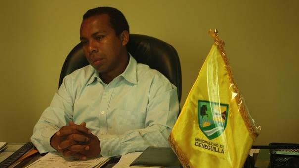 Emilio Chávez Huaringa pretendía postular a la reelección con el PPC.