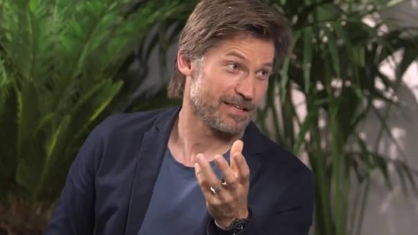 Nikolaj Coster-Waldau, quien encarna al incestuoso Jamie Lannister en