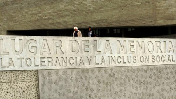 Lugar de la Memoria, la tolerancia y la inclusión social.
