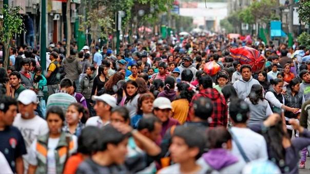 Censos 2017: la costa concentra el 58% de la población del país