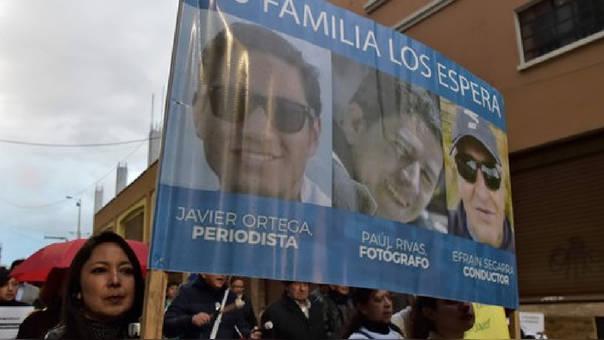 Ecuador periodistas