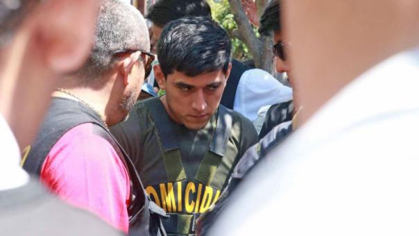 Wilfredo Zamora fue condenado por delitos de homicidio simple y falsedad genérica.