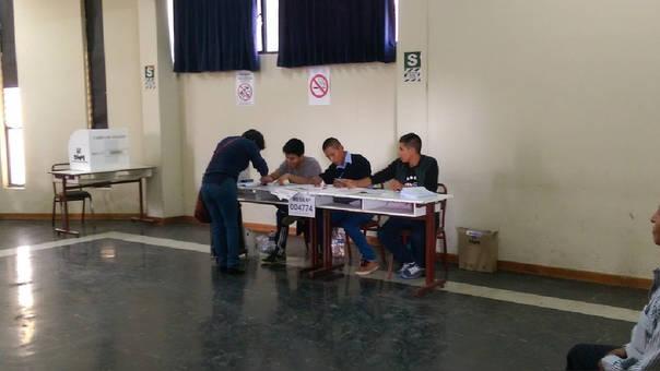 Elecciones Aqp
