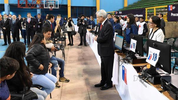 Prensa Presidencia Chile