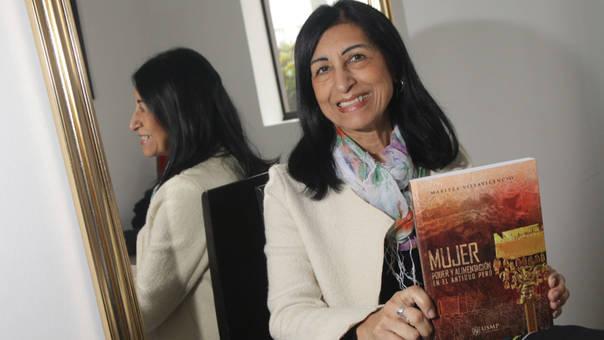 Maritza Villavicencia