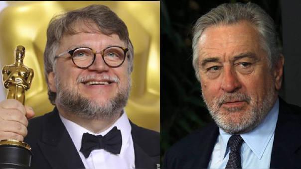 Robert De Niro y Guillermo del Toro recibirán su estrella en el Paseo de la Fama de Hollywood.