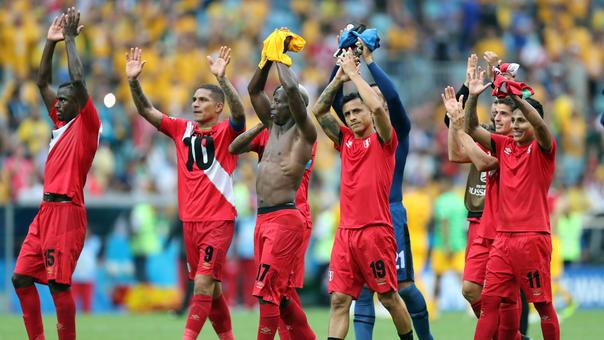 Perú se despidió del Mundial con una victoria ante Australia.