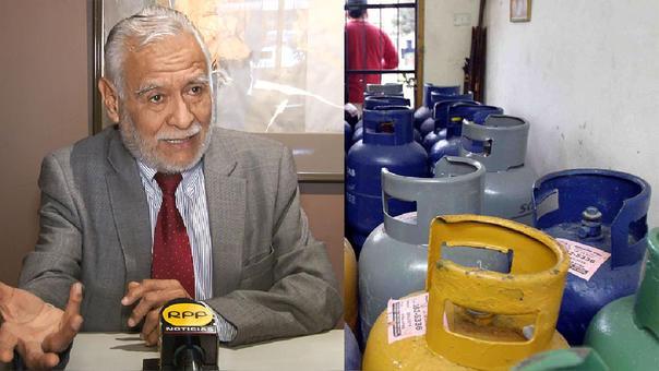 Aurelio Ochoa: Balón de gas no debería subir tras reajuste de banda de precios del Fondo de Combustibles.