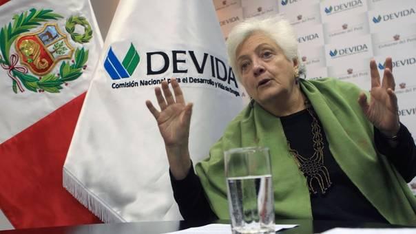DEVIDA celebró Día Internacional de Lucha contra las Drogas.