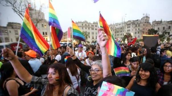 La marcha por el Orgullo celebra su edición número 17.