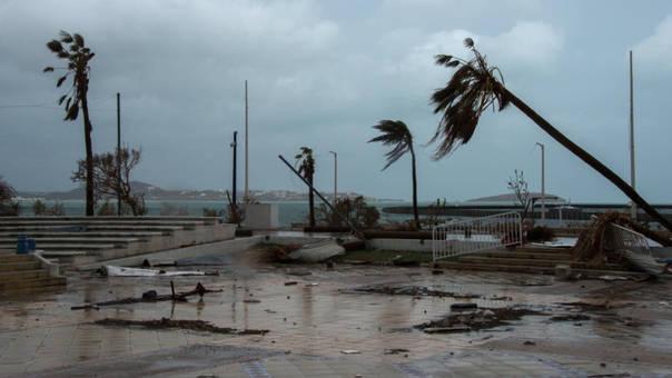 El gobernador de Puerto Rico informó que las víctimas fatales provocadas por el huracán fueron de 4,600.