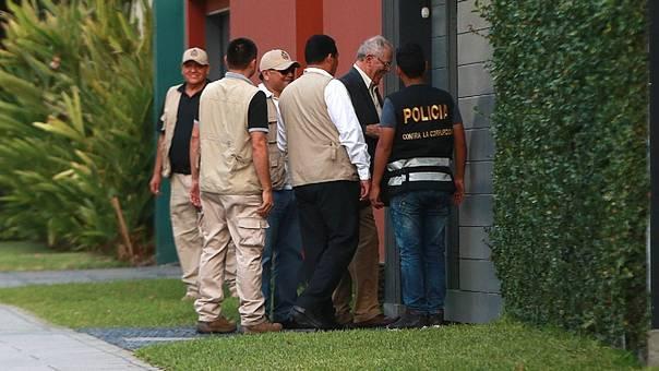 El fiscal de la Nación inició una investigación preliminar al proceso del indulto dado por el expresidente Pedro Pablo Kuczynski.