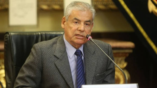 Jefe del Consejo de Ministros: