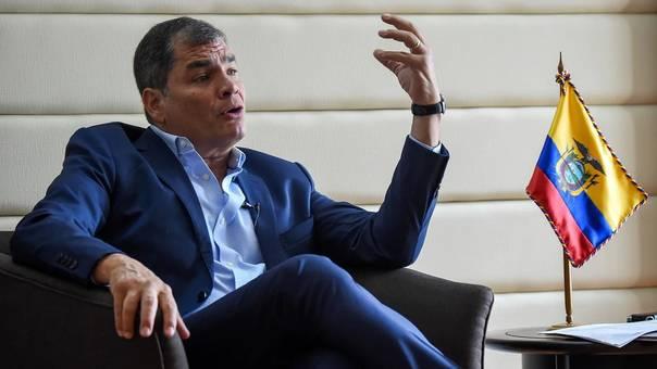 Rafael Correa gobernó Ecuador entre 2007 y 2017.