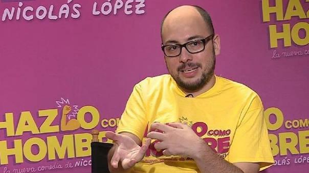 Nicolás López.