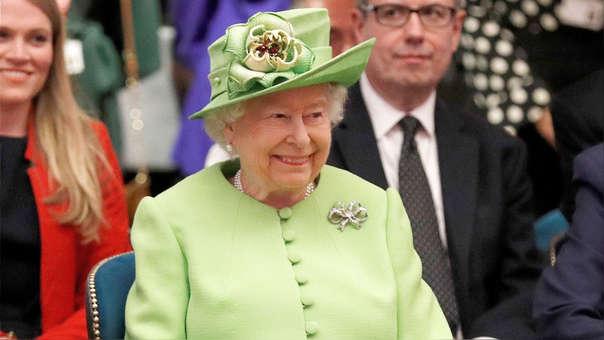 Isabel II es reina desde el 6 de febrero de 1952.