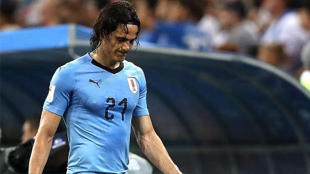 Edinson Cavani no estaría presente en el Uruguay vs. Francia, según una radio gala.