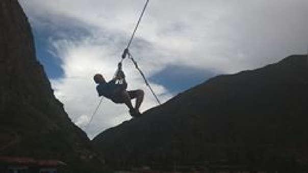 Deporte de Aventura Zip Line Cusco