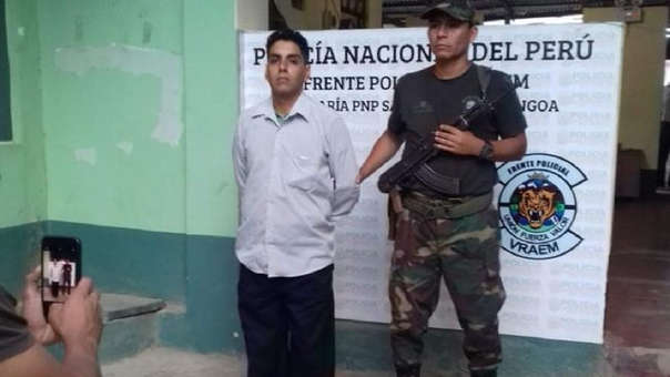 El hombre está detenido por el presunto delito de trata de personas.