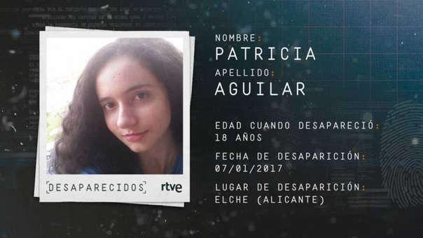 La desaparición de la joven causó revuelo en España.