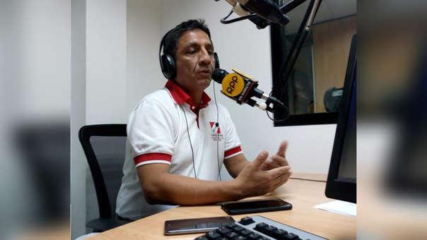 Eduardo Sáenz continua en carrera