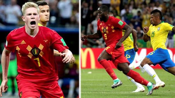 Bélgica fue eliminado en cuartos de final en el Mundial Brasil 2014. Argentina los derrotó.