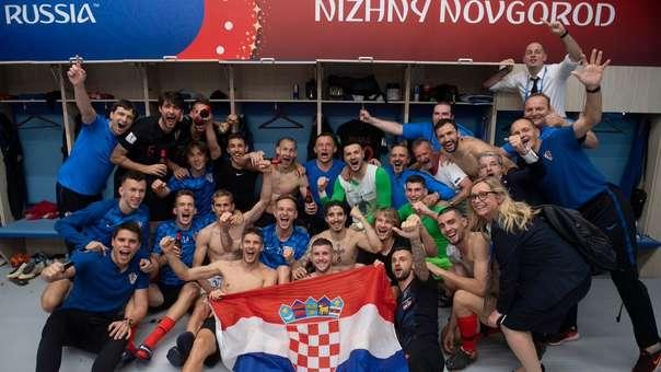La mejor posición histórica de Croacia en el Mundial fue el tercer lugar que consiguió en Francia 1998.