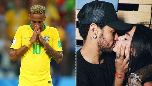 Neymar ha ganado la medalla de oro con Brasil en los Juegos Olímpicos del 2016.