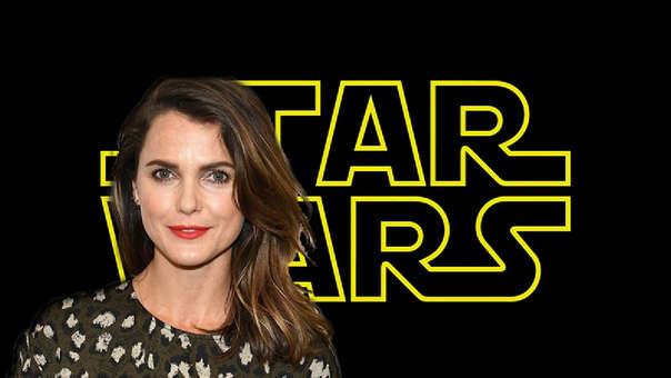 Episodio IX contaría con Keri Russell según rumores — Star Wars