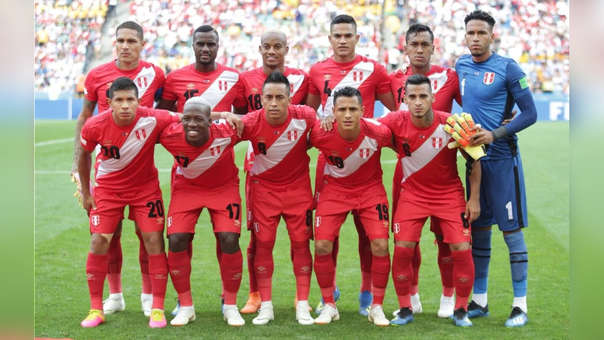 Perú se ubicó en el Grupo C de Rusia 2018. Perdió con Dinamarca (1-0), igual con Francia (1-0) y le ganó a Australia (2-0).